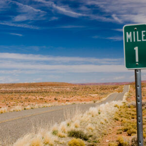 Mile Markers and Memorials